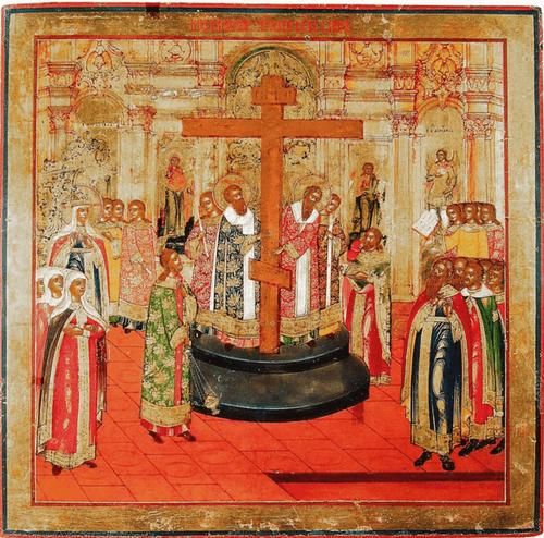 Невьянское иконописное наследие