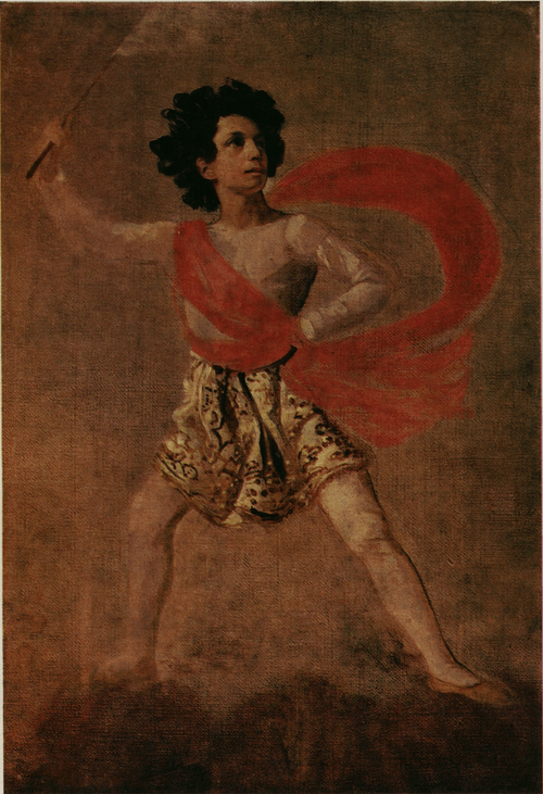 Вольтижер. 1828—1830