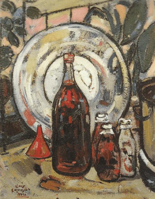 Искусство Армении 60-80 годов
