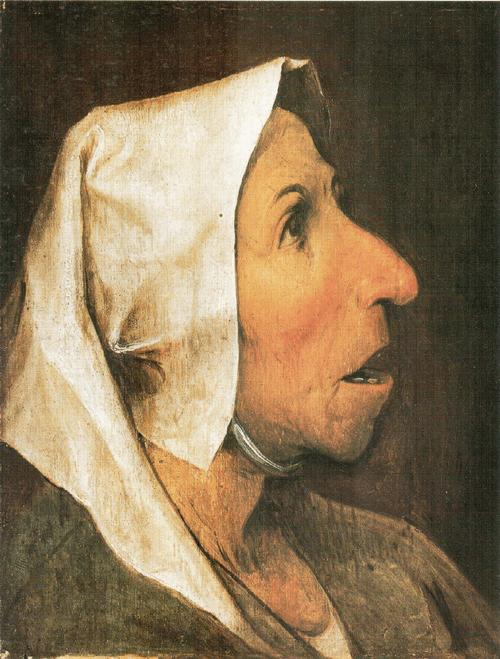 Голова крестьянки после 1564