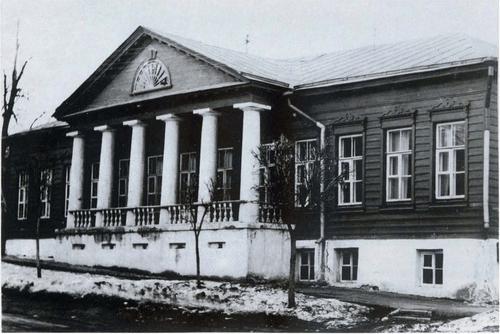 Дом начала XIX века (Энгельса, 29, 21)