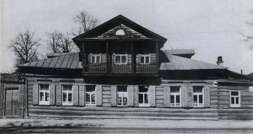 Дом по улице Свердлова, 15