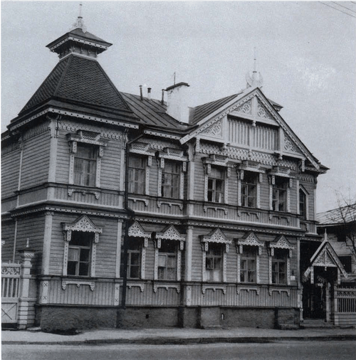 Дом по улице Симановского, 14