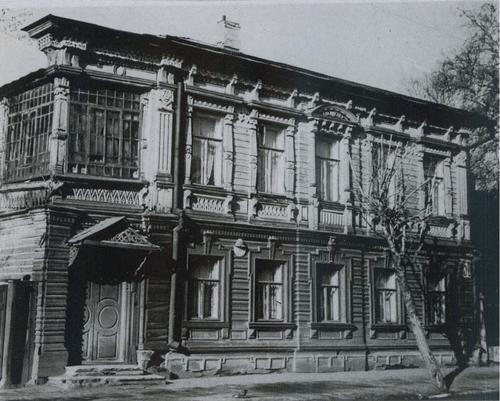 Дом по улице Советской, 50