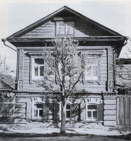 Дом по улице Терешковой, 66