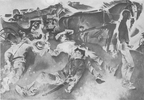 Е. Моисеенко. Черешня. Масло. 1969.