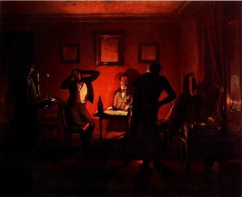 Игроки . 1851 - 1852