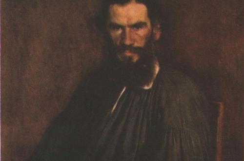 Лев Толстой в русском искусстве