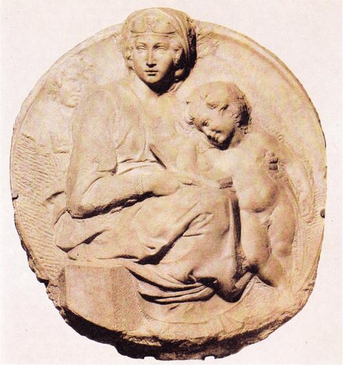 Мадонна Питти. 1504
