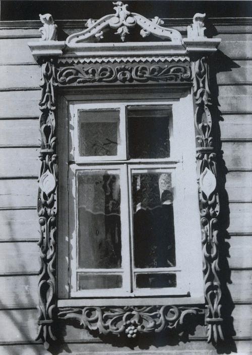 Наличник дома (Свердлова, 15)