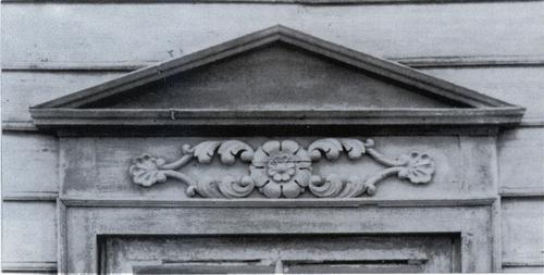 Наличник середины XIX века (Галич)