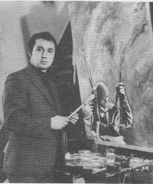Николай Соломин