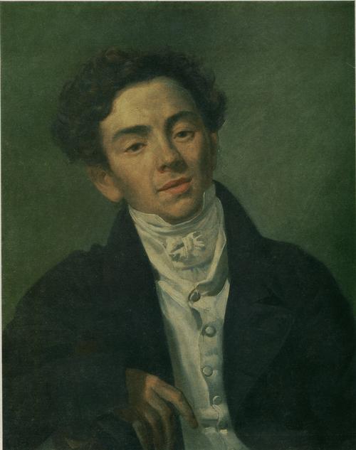 Портрет А. Н. Рамазанова. 1821