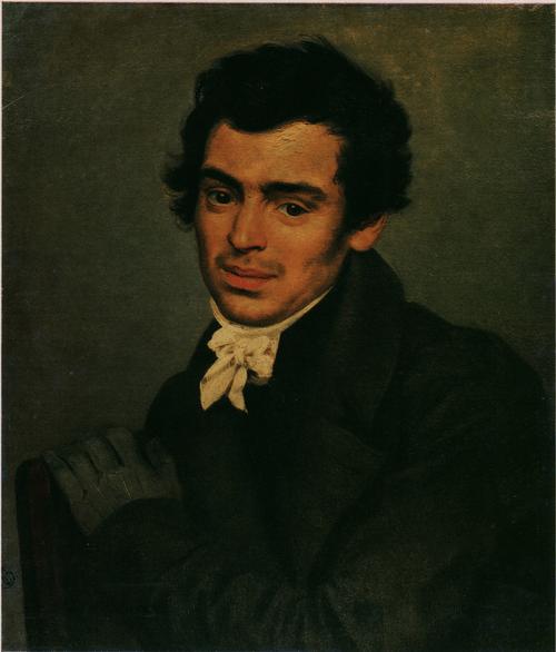 Портрет К. Л. Тона . 1823— 1827