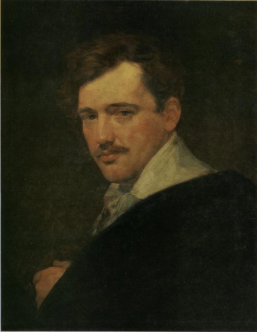 Потрет А. Н. Львова . 1824