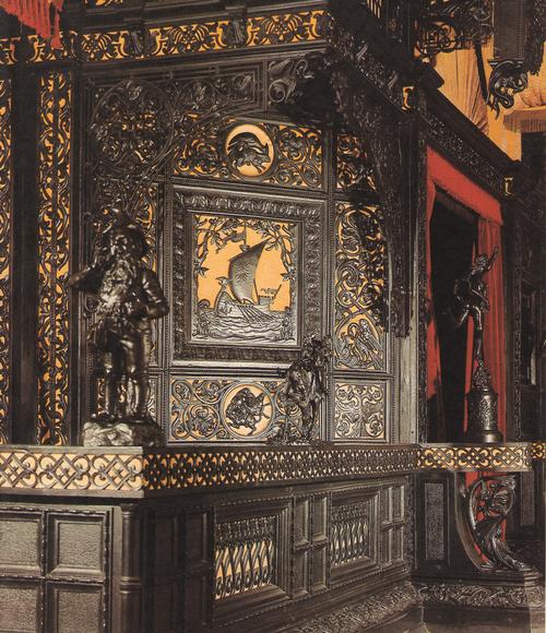 Каслинская чугунная скульптура
