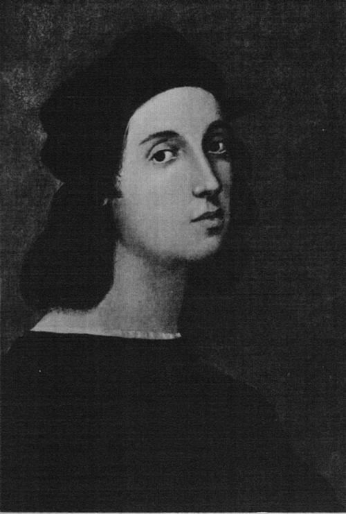Рафаэль. Автопортрет. 1506.