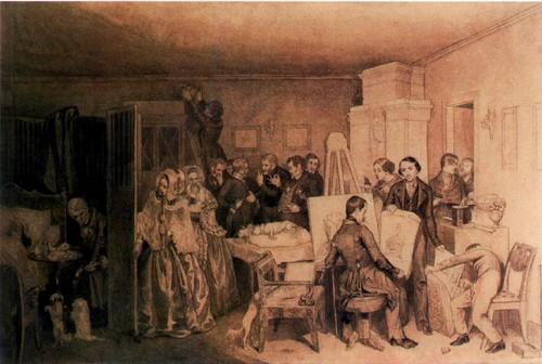 Следствие кончины Фидельки. 1844-1846