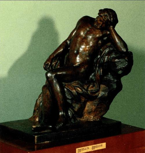 Спящий Эндимион 1909 год
