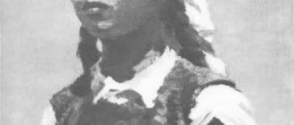Картина Дочь Советской Киргизии
