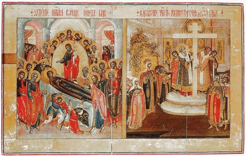 Династии невьянских иконописцев Богатыревых и Чернобровиных