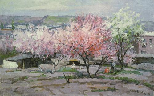 Искусство Армении 1941-1960 годов