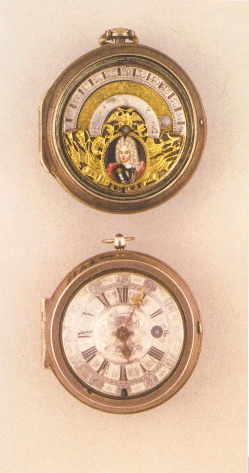 Часы в Собрании Государственного исторического музея