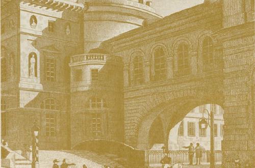 Развитие западноевропейских и русских театров до XX века