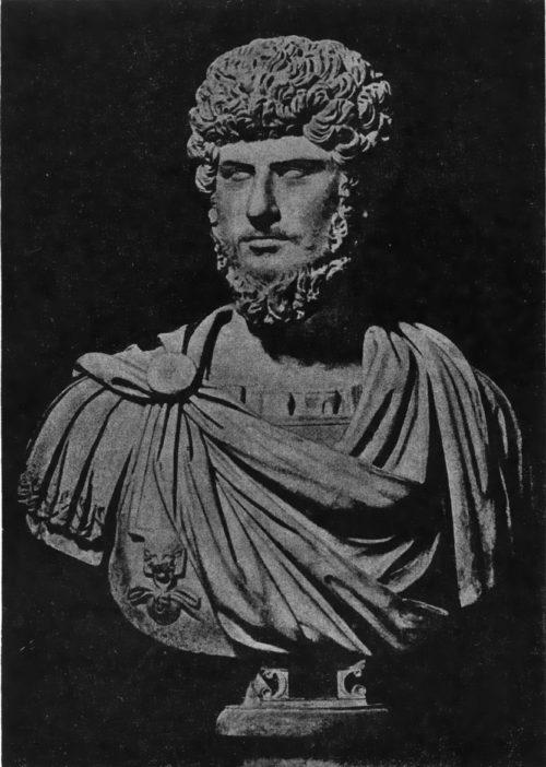 Люций Вер. Капитолийский мувей в Риме