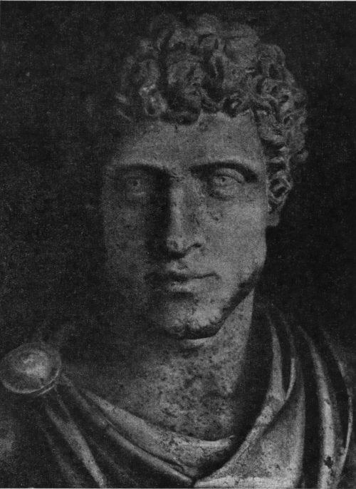 Голова статуи Элия Вера. Государстветтй Эрмитаж