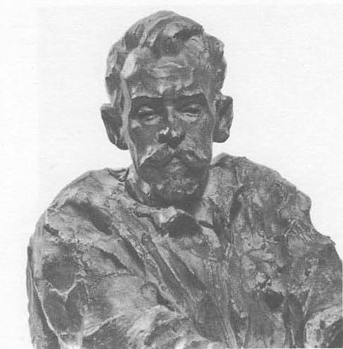 Скульптор Матвеев