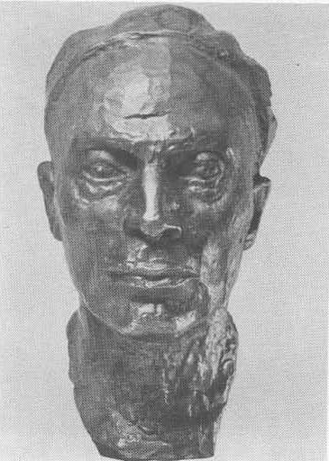 А. Т. Матвеев (1878—1960). Автопортрет.