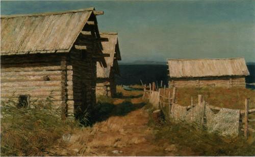 Белое море . 1995