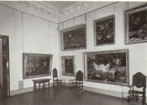 Зал Фламандского искусства VII века