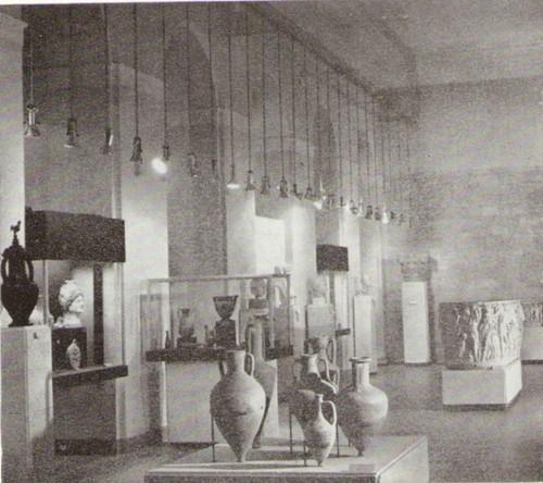 Зал античных подлинников