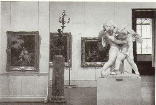 Зал французского искусства XVIII века