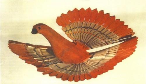 Русская народная деревянная игрушка