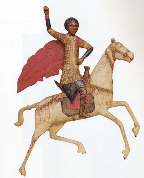 Георгий Победоносец. XVII в.