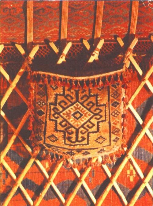 Киргизский ковер 2
