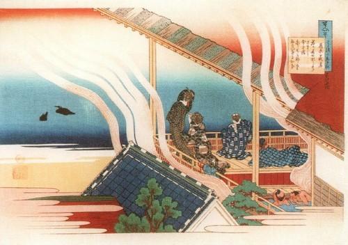 Хокусай и японская гравюра