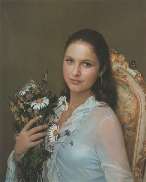 К. Мирошник, Н. Кургузова-Мирошник ) Полевые цветы . 2002