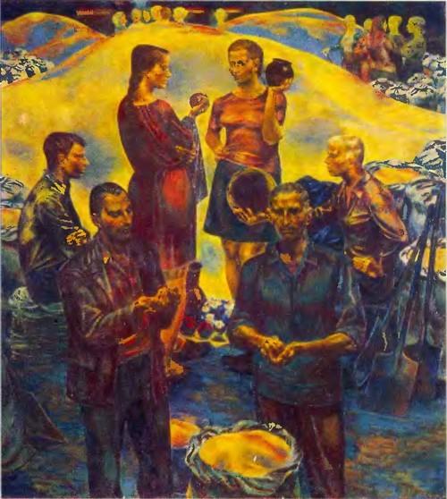Социальная роль художника