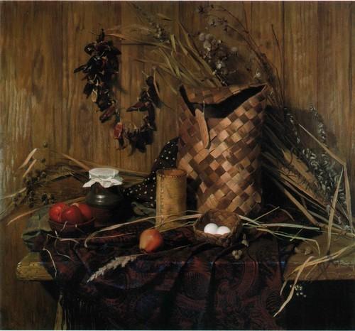 Осенний натюрморт. 1994