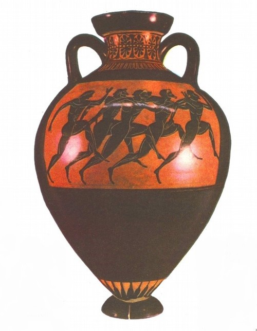 Античное искусство из музея Метрополитен