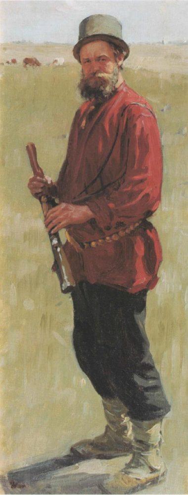Пастух 1909
