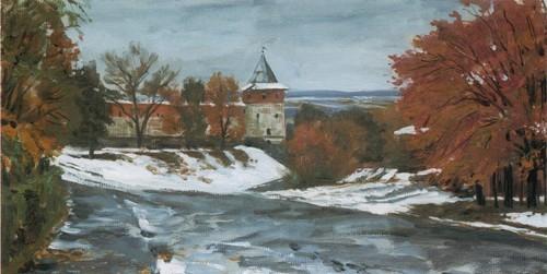 Первый снег 2002