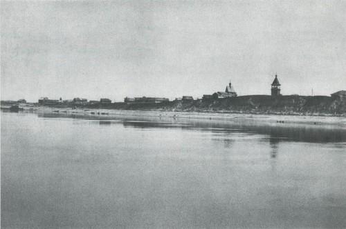 Северная Двина в белую ночь
