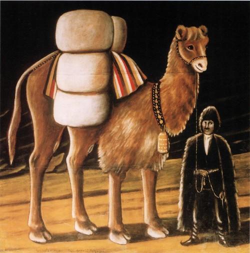 Татарин - погонщик верблюдов