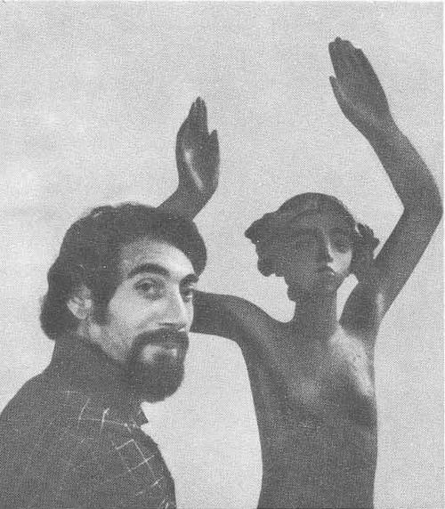 Татевос Геворкян (фото)