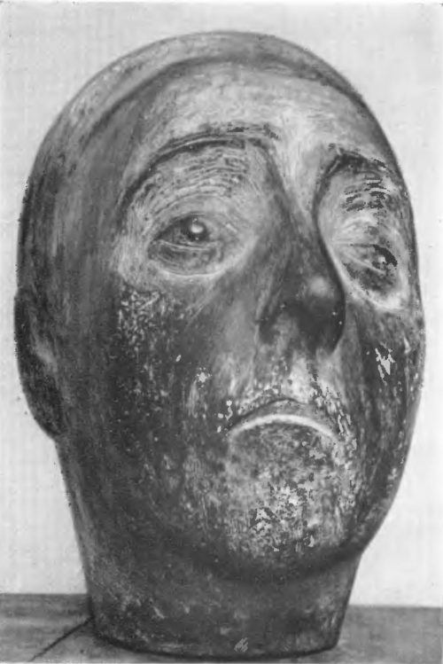 И. Саболич. Портрет по эта М. Ф. Бронза. 1956.